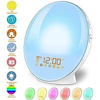 Despertador Luz, Wake Up Light Despertadores Luces LED