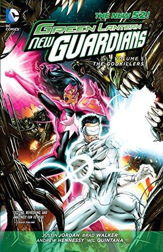 Green Lantern Guardians Vol Godkillers product image