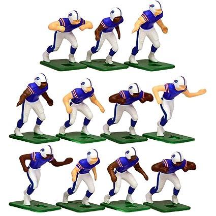 525848fd Buffalo Bills Home Jersey NFL Action Figure Set