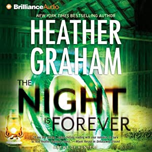 The Night Is Forever Audiobook