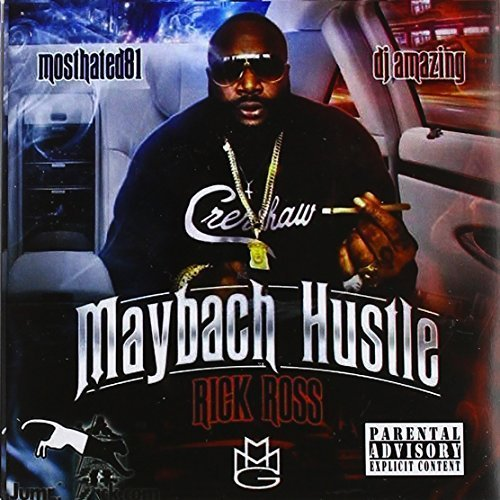 Maybach Hustle by Ross, Rick (2014-06-10)
