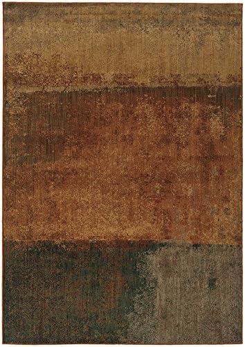Oriental Weavers Kasbah 3937B Area Rug, 9 10 x 12 10