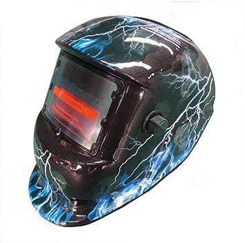 STEAM PANDA Máscara De Soldadura Energía Solar Cambio De Luz Automático Máscara De Soldadura Cabeza Ajustable