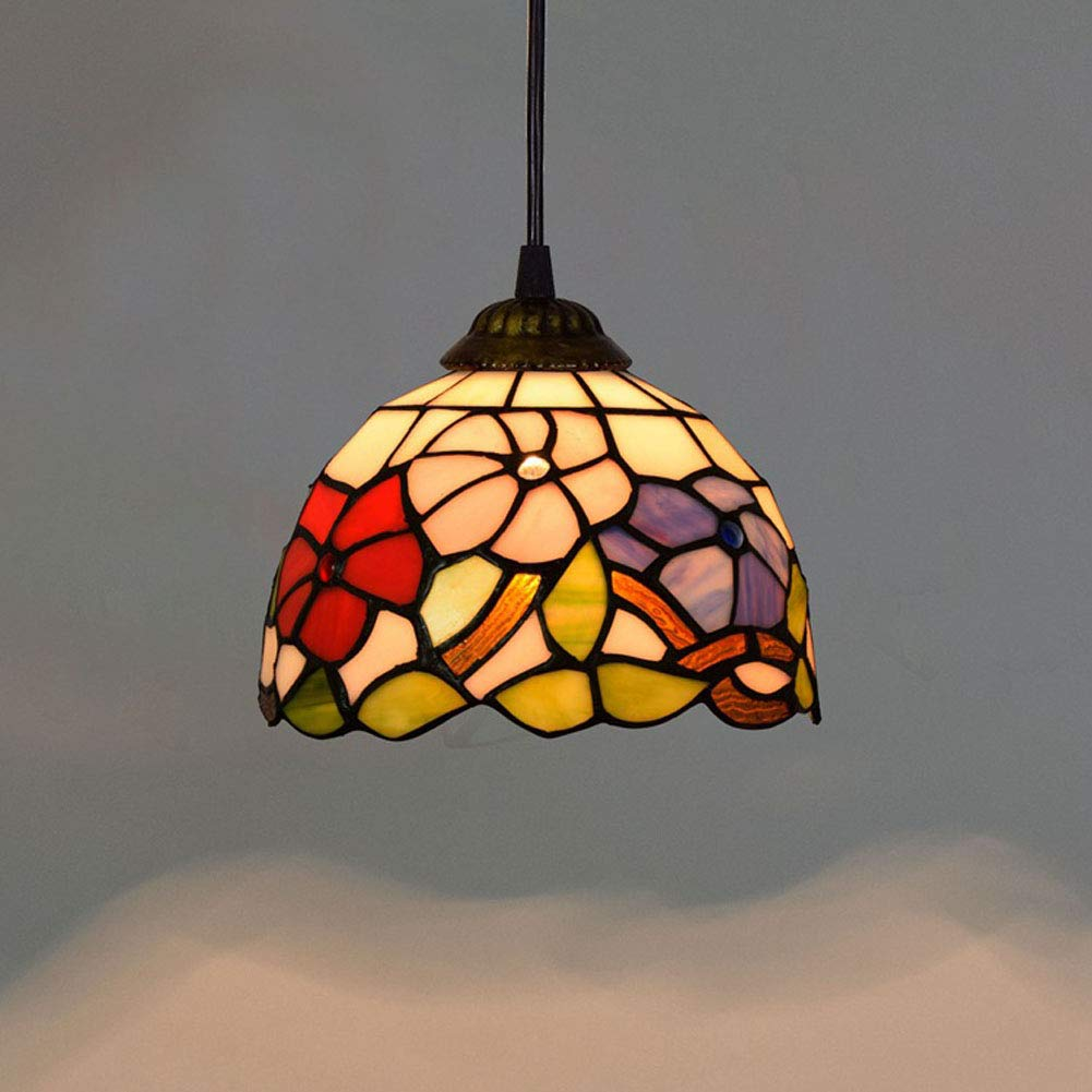 8 Inch LED Billiard Light Chandelier Pool Table American Country Style loft Retro Creative Billiard lamp