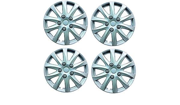 Tapacubos 15 pulgadas Phoenix COCHE para Peugeot 307 Hatchback 01 - 07: Amazon.es: Coche y moto