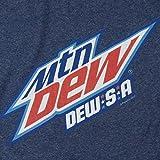 Mountain Dew Dew-S-A Logo T Shirt (Large)