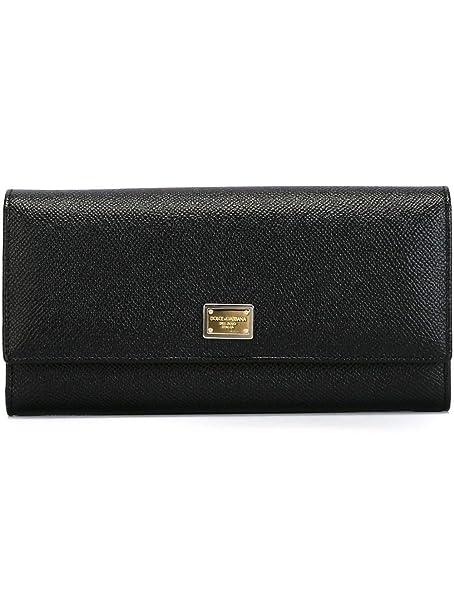 Amazon.com: Dolce E Gabbana BI0087A100180999 - Cartera de ...
