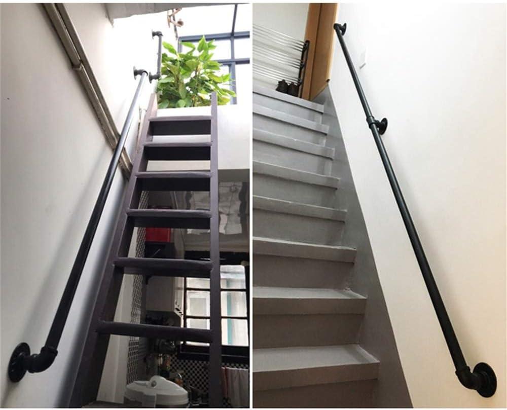 Contre la Balustrade de Balustrade de Restaurant de Grenier de Restaurant de Couloir denfants /âg/és de Mur Balustrade Industrielle descalier de Conduite deau de Barre de Vent
