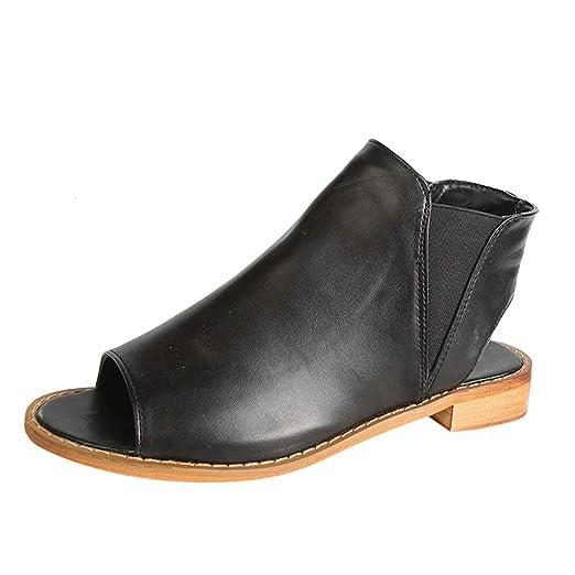 LILICAT✈✈ Sandalais de Mujer 2019 para Calle, Playa Bohemias, Zapato de Verano