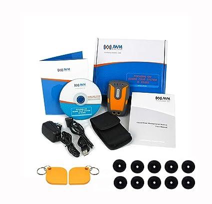Amazon com: JWM GPRS Real Time 125khz RFID Waterproof IP67 Guard