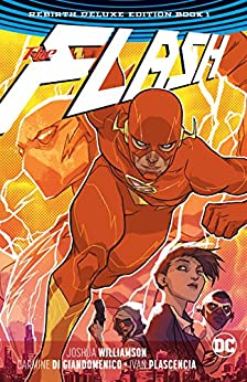 Flash (2016) Vol. 1 Deluxe HC Reviews