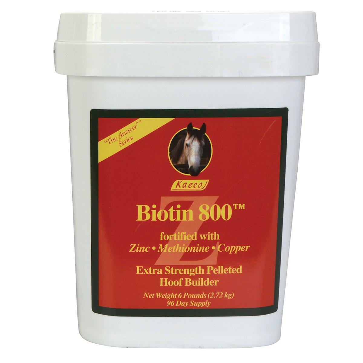 Biotin 800 Z - 6lbs by RJ Matthews