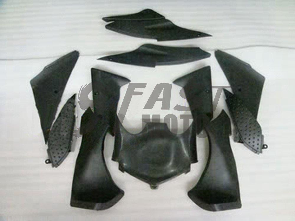 9FastMoto K0774 - Juego de carenado para motocicleta Kawasaki 2005 2006 ZX6R ZX-6R Ninja 636 05 06 ZX6R Ninja 636 (plástico ABS inyectado): Amazon.es: Coche ...