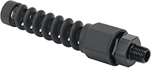 Flexzilla Pro Air Hose Reusable Fitting with Swivel, 3/8 in. - RP900375S