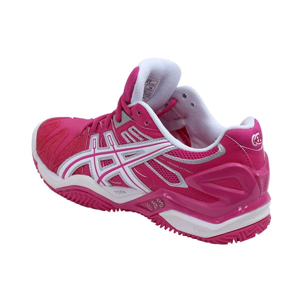 Zapatillas de Padel Gel-Resolution 5 Clay 2014: Amazon.es: Zapatos ...