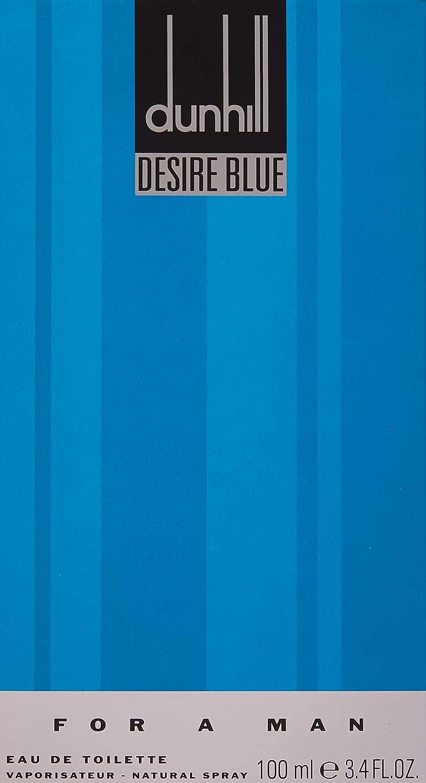 59eead6ef Dunhill Alfred Desire Blue Eau de Toilette Spray, 100 ml: Amazon.ae