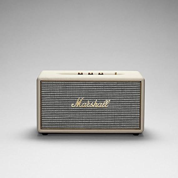 Marshall Stanmore II - Altavoz con Bluetooth, color crema: Amazon ...