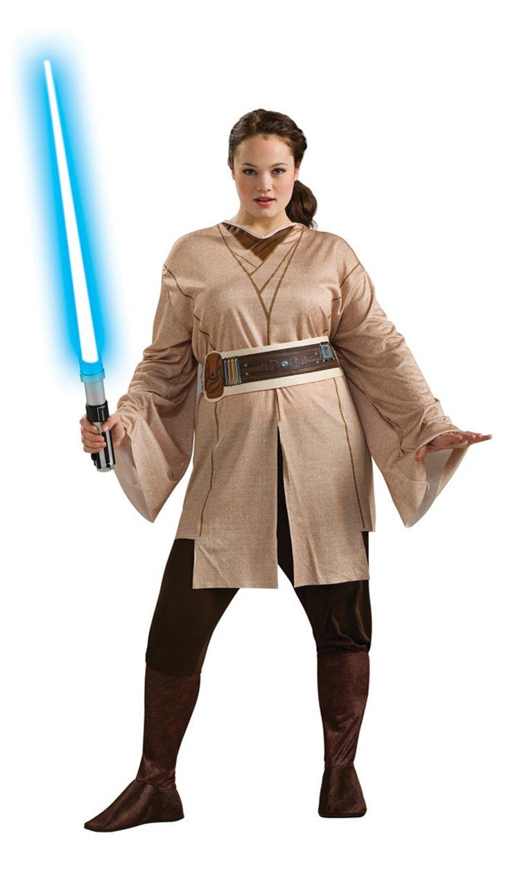 Rubies Costume Co 17512 Mujer Traje Jedi: Amazon.es ...