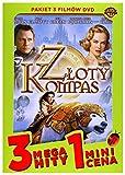 MegaHIT Kids Kolekcja 5: Z?'oty kompas / Atramentowe serce / Podr???? do wnÄ™trza Ziemi [4DVD] (English audio)