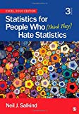 Statistics for People Who (Think They) Hate Statistics 9781452225234