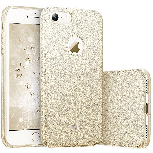 iPhone 7 Case, ESR Luxury Bling Bling Glitter Sparkle Designer Case Slim...