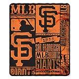San Francisco Giants 50x60 Fleece Blanket - Strength Design