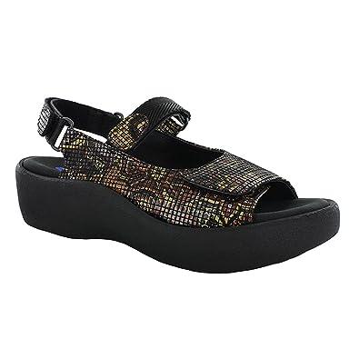 6368f1309e Wolky Women 3204 Jewel Sandals