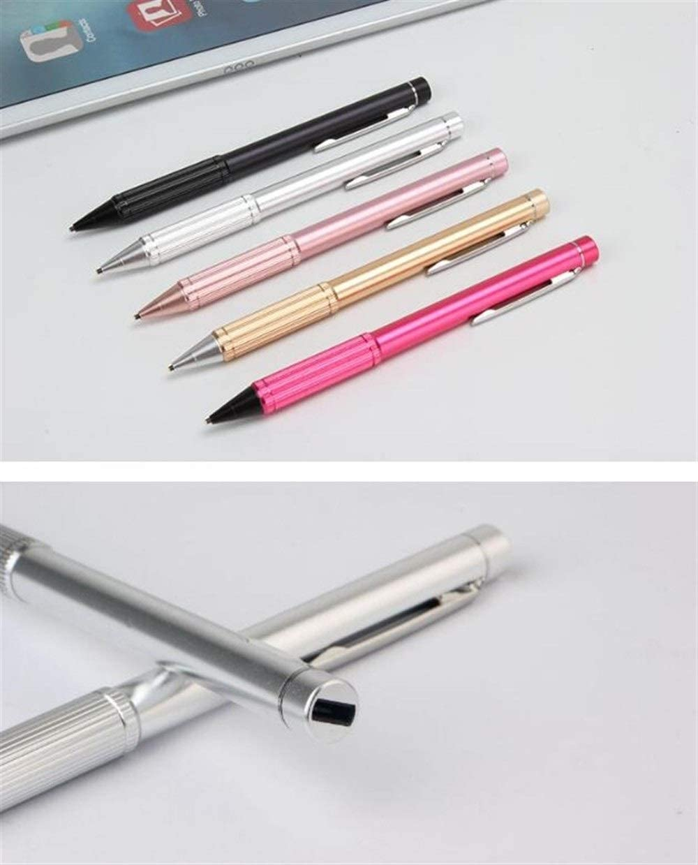 Touch Touch Screen Pen Color : Red Active Stylus Suitable Capacitive Pen