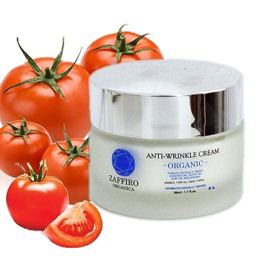 63 opinioni per Zaffiro Organica Crema Viso BIOLOGICA Antirughe & Antietà con Vitamina E +