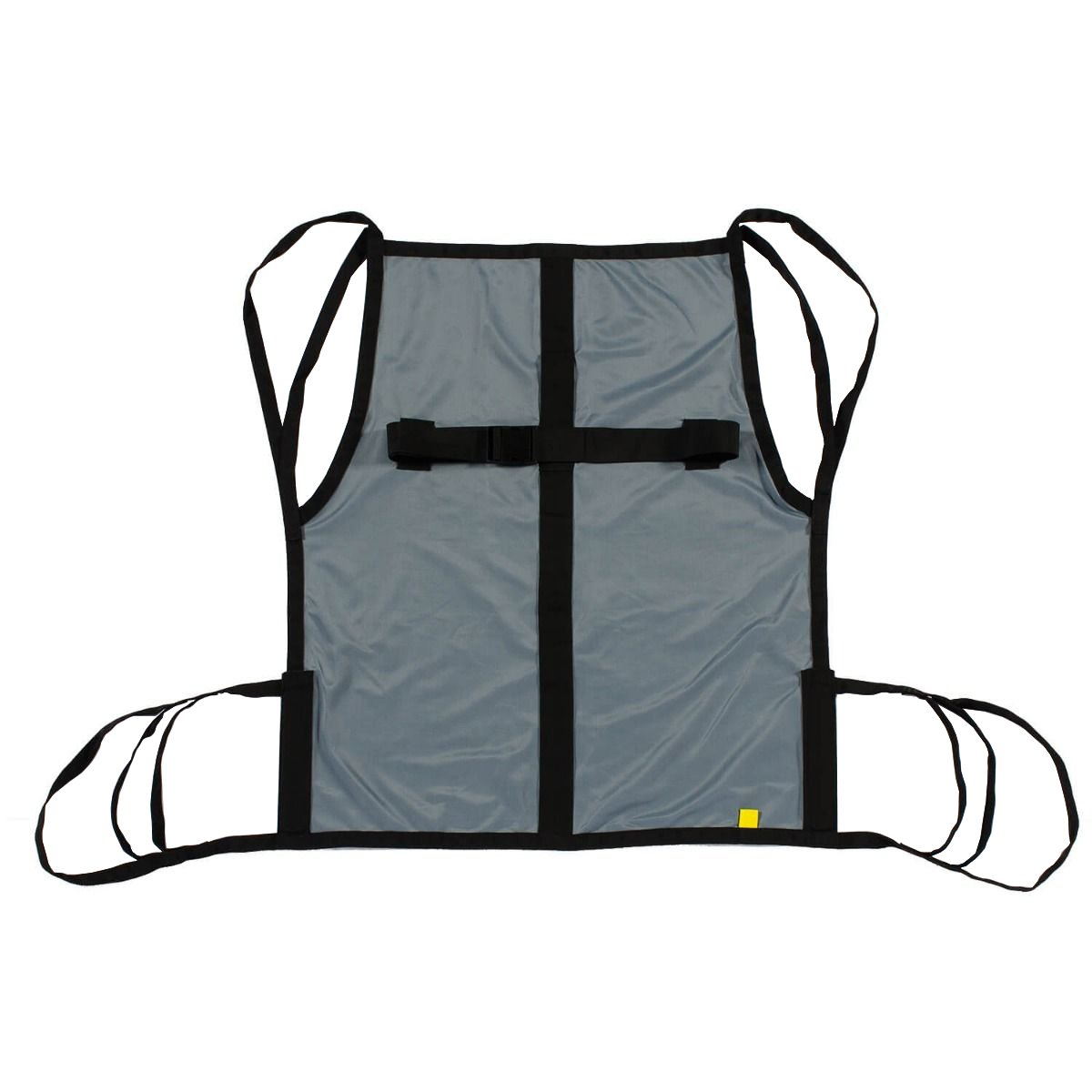 One Piece Patient Lift Sling with Positioning Strap, Size Medium, 600lb Weight Capacity