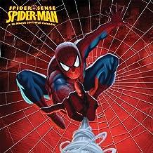 Spiderman Comicbook 2011 Wall Calendar