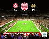 University of Alabama Crimson Tide 2013 BCS National Champions at Sun Life Stadium Photo - 8x10