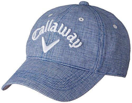 (キャロウェイ アパレル) Callaway Apparel [ メンズ] 定番 ロゴ入り キャップ (クールマックス 採用) / 247-8984602 / 帽子 ゴルフ