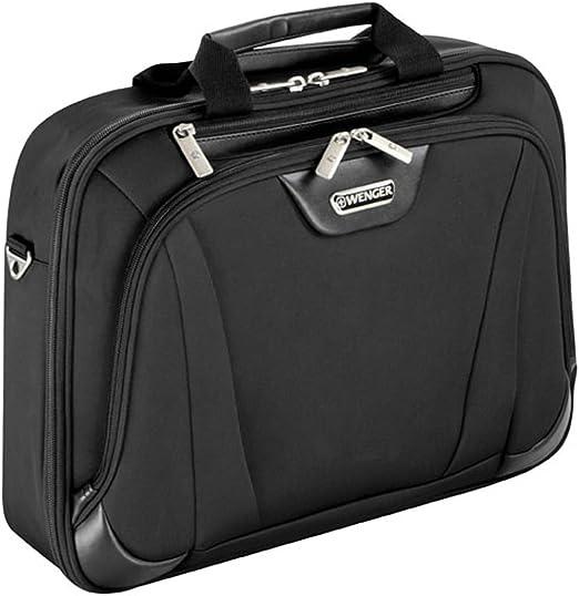 Wenger Wg72992217 Rv Businesstasche Aktentasche Schwarz Koffer Rucksäcke Taschen
