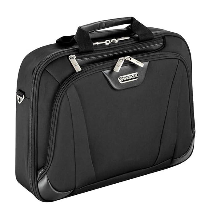 Wenger Sac pour Ordinateur Portable Deluxe, 44 cm, 17 L