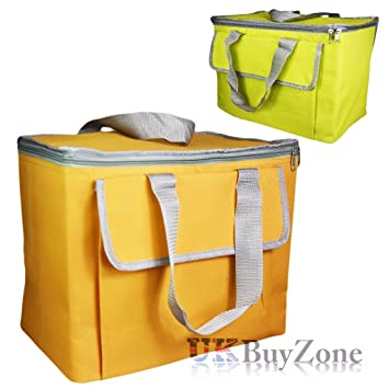 e00e24ace4d7 The Magic Toy Shop Large 30L Insulated Cool Bag Camping Picnic Cooler Box  Travel Lunch Ice Food