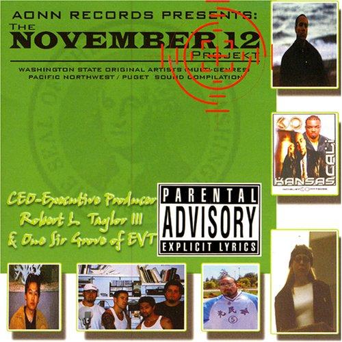 Aonn Records Presents: Novembe                                                                                                                                                                                                                                                    <span class=
