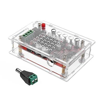 MYAMIA Tda7492 2x50W AUX con Cable Inalámbrico Dual Clase D Potencia De Bluetooth Amplificador Módulo Digital