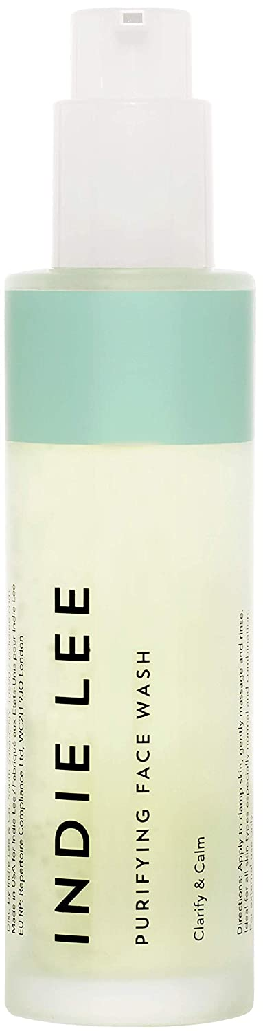 Indie Lee Purifying Best Cruelty-Free Face Wash