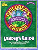Noah's Park Children's Church Kit - Green Edition (Adventure Trails That Lead to Jesus! Noah's Park Children's)