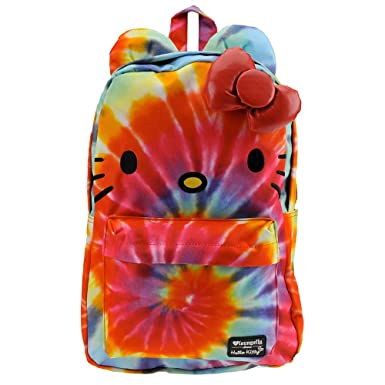 Loungefly Hello Kitty Tie-Dye Backpack
