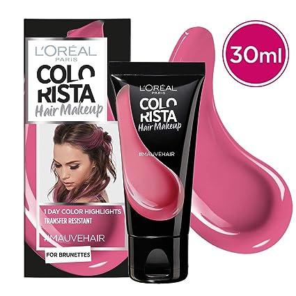 L Oréal Paris Colorista Hair Makeup Colorazione Temporanea 1 Giorno per  Ciocche e Punte 89c7f59bbe21
