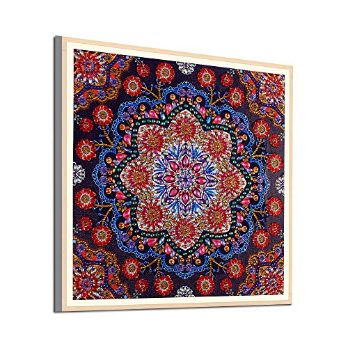 Newkelly Special Shaped Diamond Painting DIY 5D Partial Drill Cross Stitch Kits Crystal R