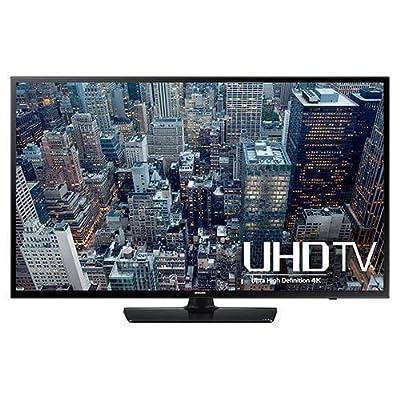 "Samsung UN55JU640DFXZA 55"" Class 4K Ultra HD LED Smart TV"