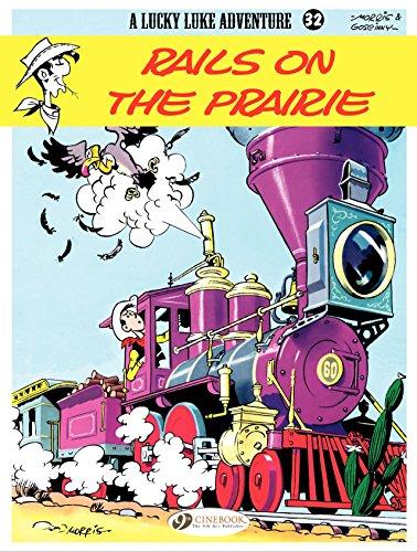 Lucky Luke - Volume 32 - Rails on the Prairie