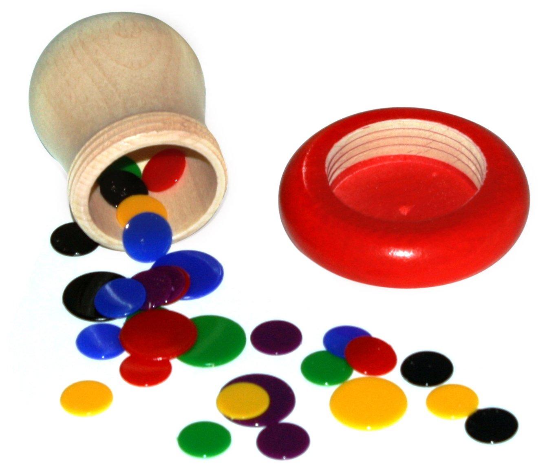 Weible Spiele 05815 - Gioco delle pulci con funghetto weiblespiele