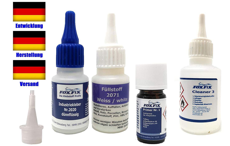 6 para 5 2k adhesivo soldadura 20 g pegamento industrial N ...