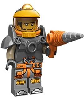 65b8cf0316784 Amazon.com  LEGO Series 12 Collectible Minifigure 71007 - Prospector ...