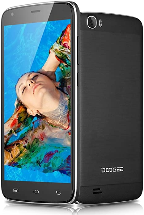 Doogee T6 Pro - 4G Smartphone Libre Android 6.0 (5,5
