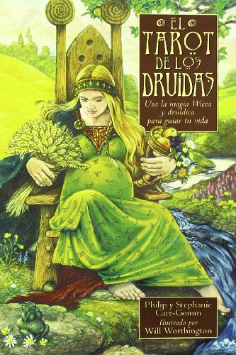 El Kit Tarot De Los Druidas/ Tarot of the Druids Kit (Spanish Edition) by Edaf Antillas